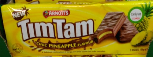 Pineapple Tim Tams